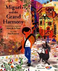 Front cover of Miguel and the Grand Harmony
